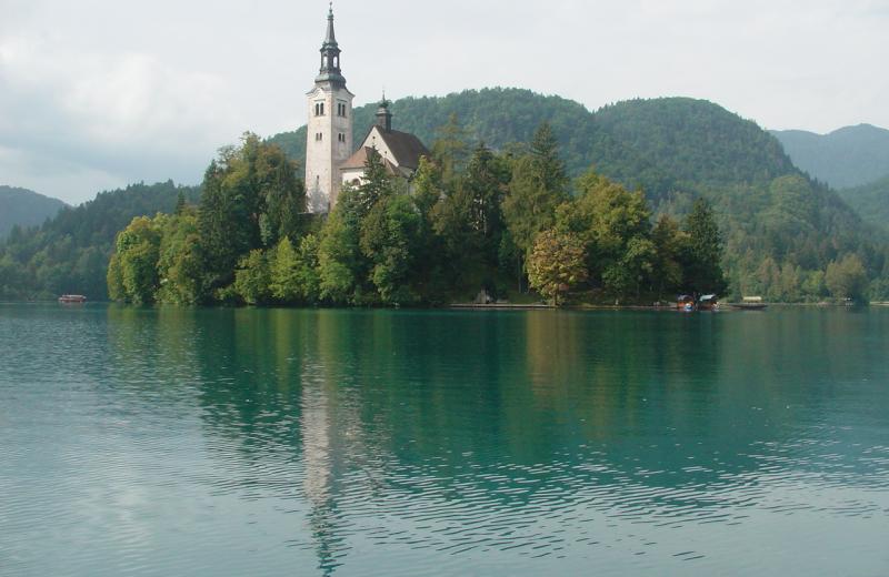 Slovénie et Frioul en Italie