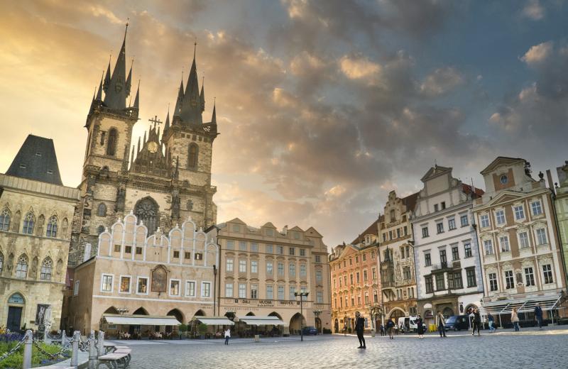 Tchéquie - Prague